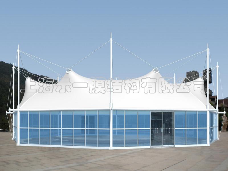 大型场馆膜结构A4032