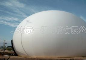 沼气池之充气膜结构-2