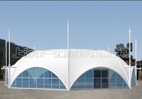 大型场馆膜结构B4034