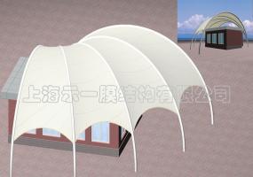 屋顶膜结构4040