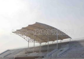 江苏泰兴体育场膜结构-4