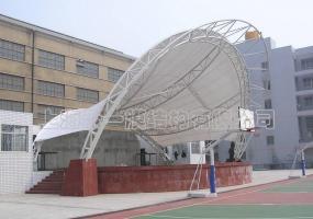 膜结构舞台-2