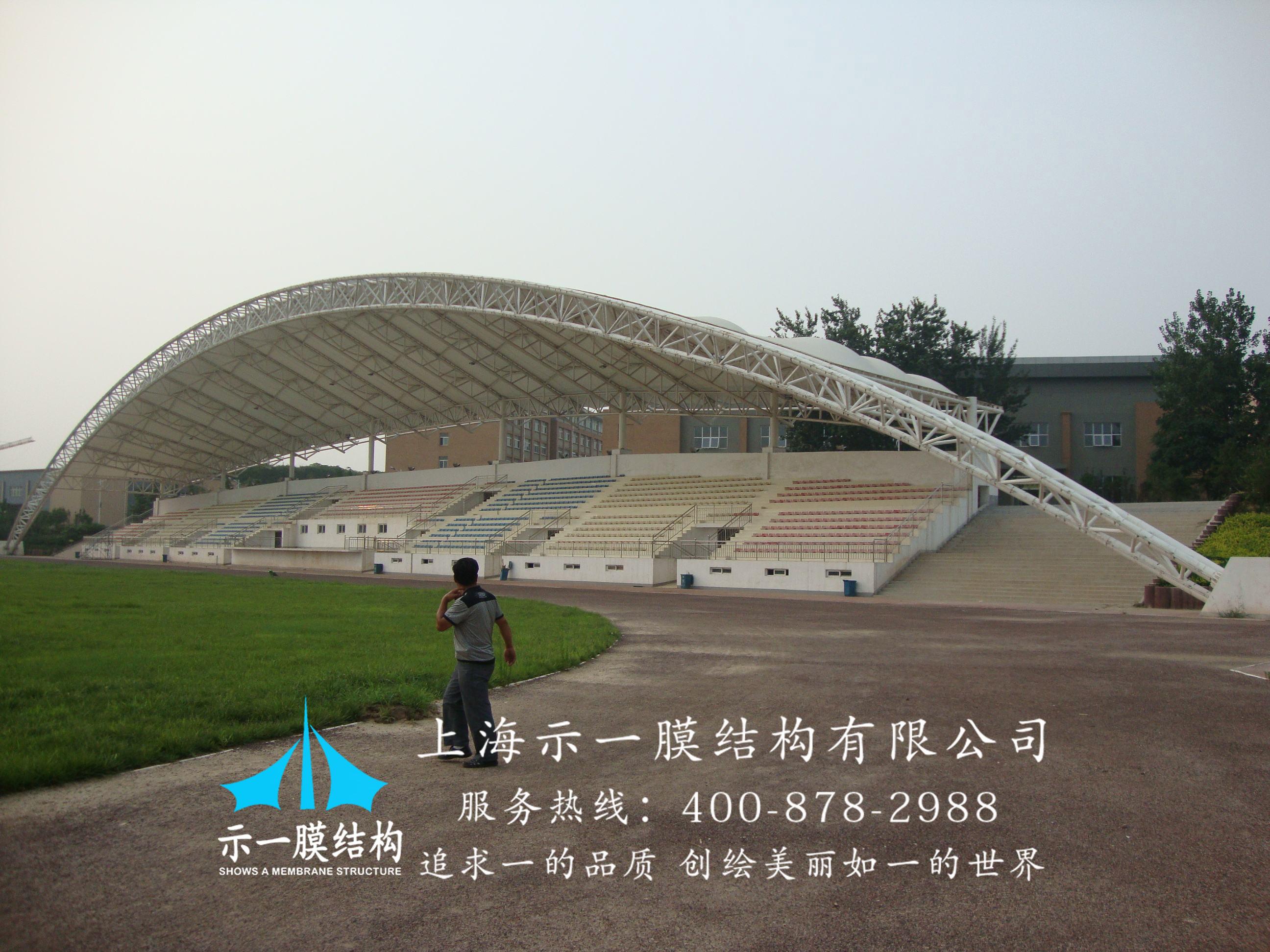 体育看台膜结构10301