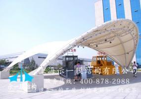 膜结构遮阳棚设施10314