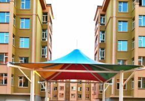 膜结构遮阳棚设施103114