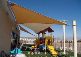 膜结构门头遮阳棚103115