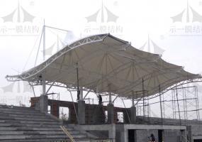 体育场馆膜结构072502