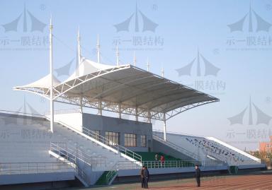 体育场馆膜结构072501