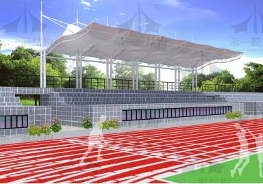 体育场馆膜结构072701