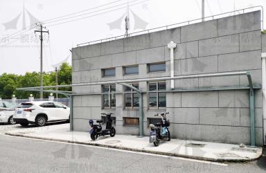 上海示一膜结构之上海青浦膜结构停车棚第一部分