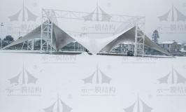 关于冬日膜结构遇上积雪产生的危害