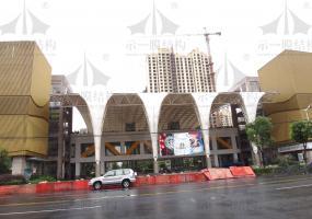 商业中心膜结构103120